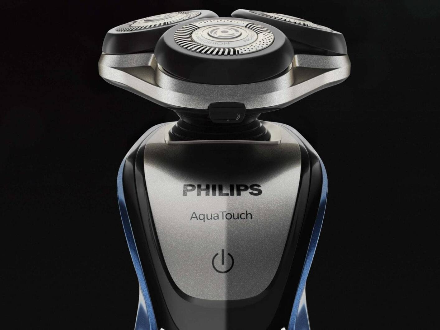 Philips Shaver 3D Visualization 01